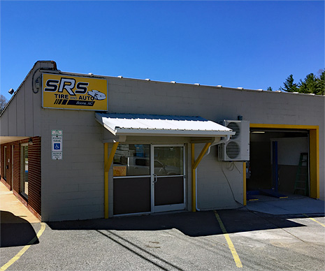 SRS Tire and Auto Service Center Boone NC